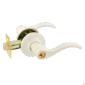 Ручка-защёлка ключ НОРА ТТ1-03 Белая фиксатор 4889к